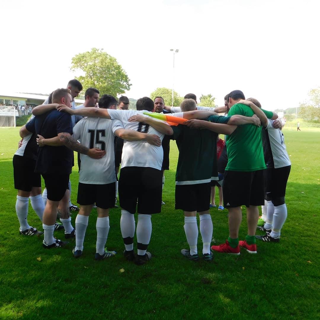 Unentschieden im ersten Relegationsspiel
