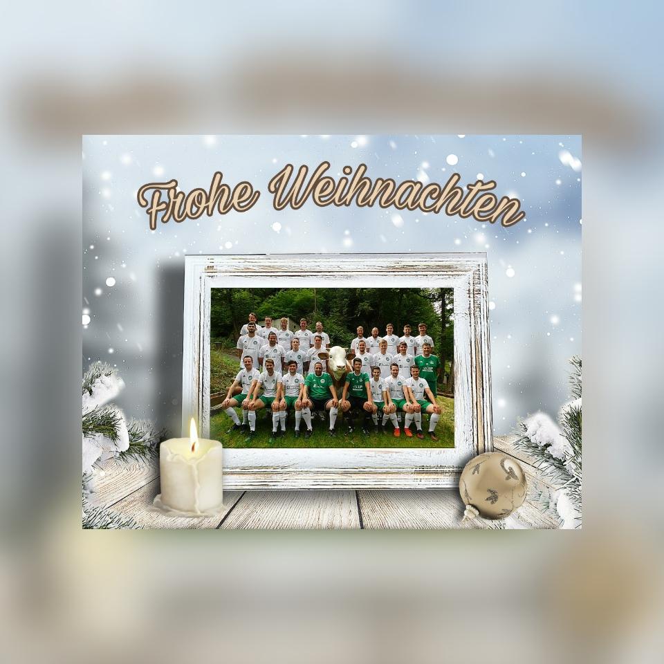 Zu den Weihnachtswünschen ein kurzer Jahresrückblick von den Fußballern des TuS